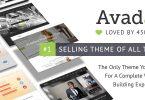 Avada Wordpress Theme