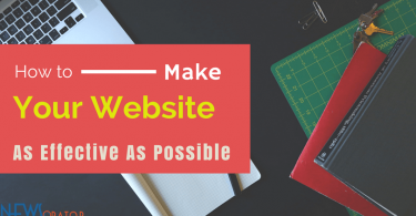 How to Make Your Website