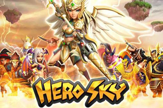 Hero Sky Epic Guild Wars