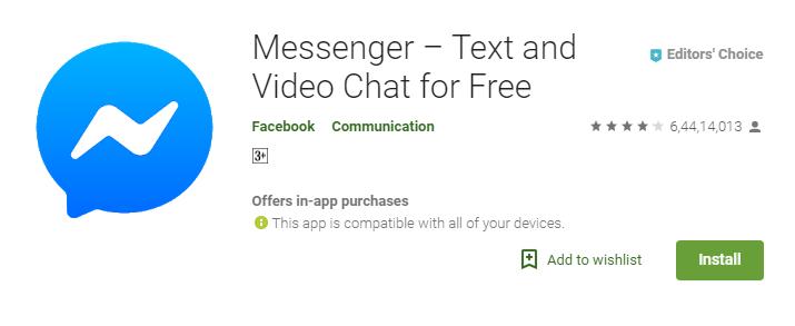 Messenger Download for Facebook apk