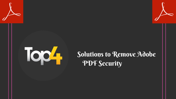 Adobe PDF Security