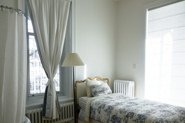 Bedroom Window Curtains