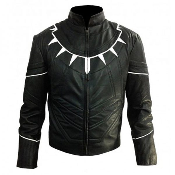 Black Panther Jacket