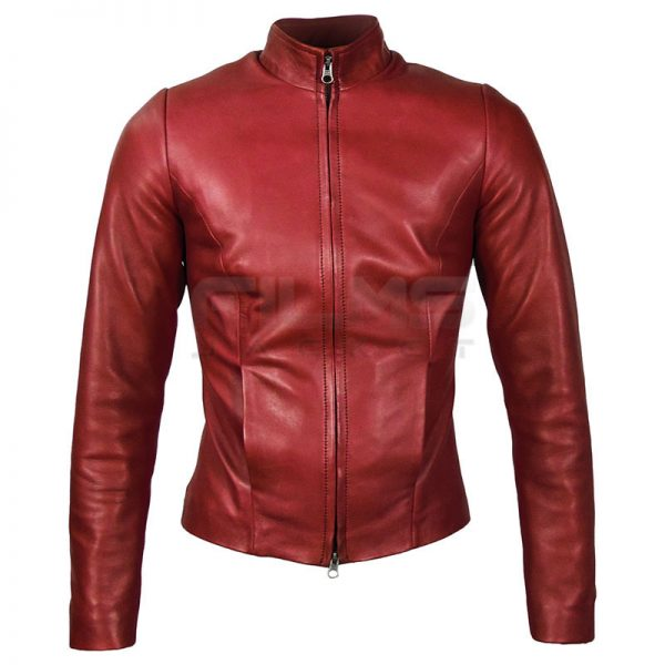 Martha Jones Leather Jacket