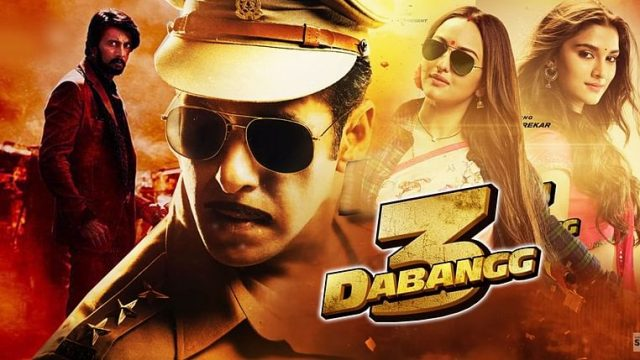 Dabangg 3 Full movie
