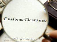 Customs Processing