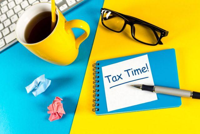 tax filing 2020