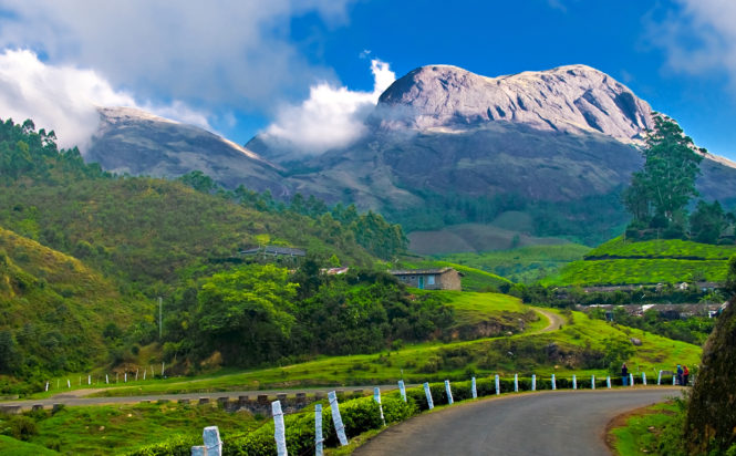 Alluring Hill Stations