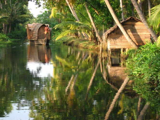 Pleasant Backwaters