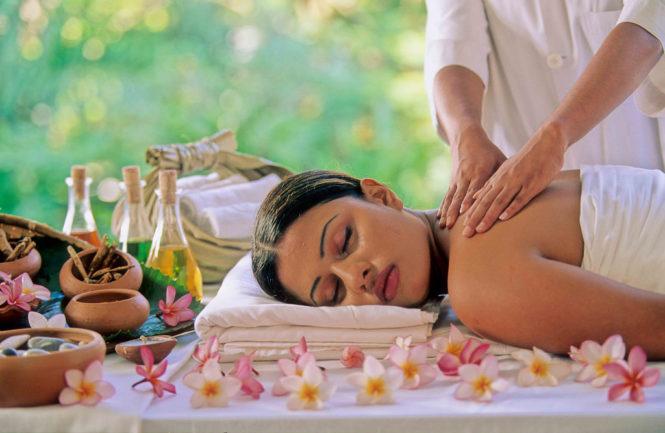 Relaxing Ayurveda