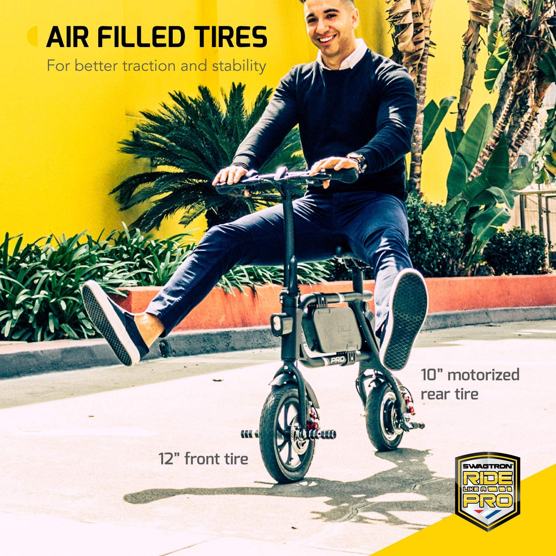 SwagCycle Pro Folding Electric Bike
