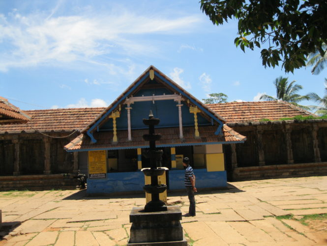 Thirunelli Temple