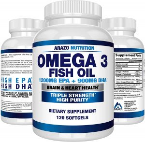 BioScience Nutrition Omega 3 Fish Oil