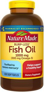 Nature Made 2659 Fish Oil