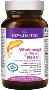 New Chapter Fish Oil Supplement