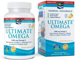 Nordic Naturals Ultimate Omega Soft Gels