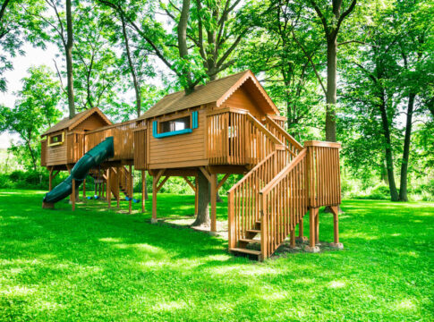 How To Build Treehouses