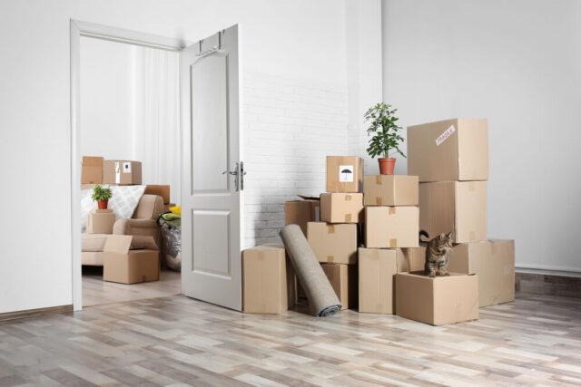 Prepare for a House Move