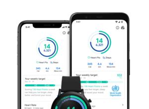 Google Fit wear OS