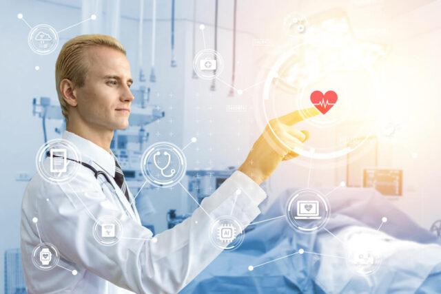 Smart Healthcare Lighting