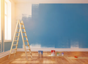 Painting Hacks for your Bedroom