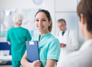 go Down as a Registered Nurse